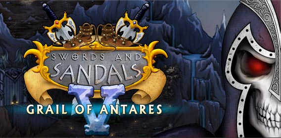 Swords and Sandals 5 Grail of Antares