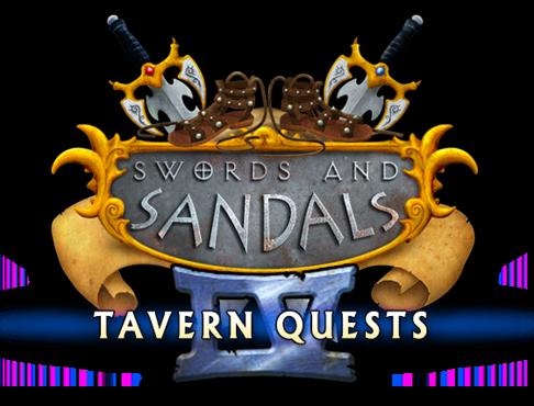 Swords and Sandals 4 Tavern Quests