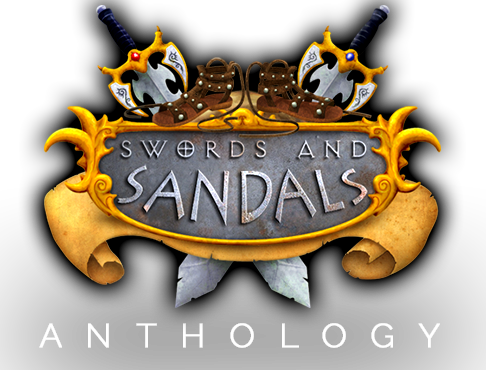 Swords and Sandals Anthology