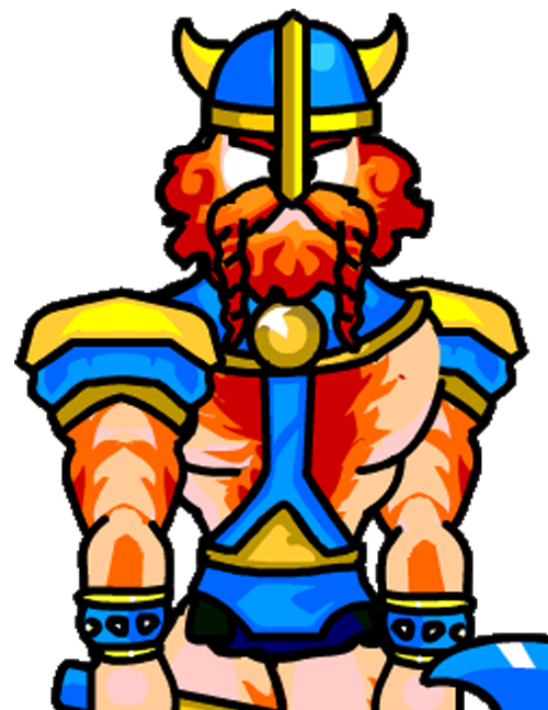 Swords and Sandals Champion Sprint Character