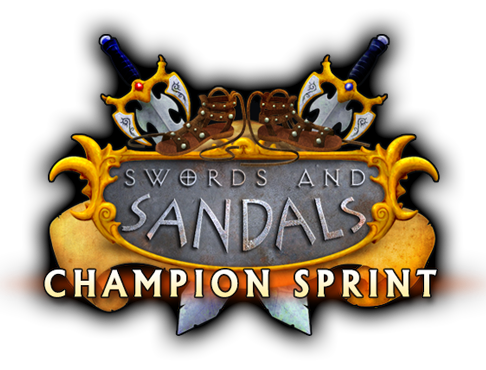 Swords and Sandals Champion Sprint