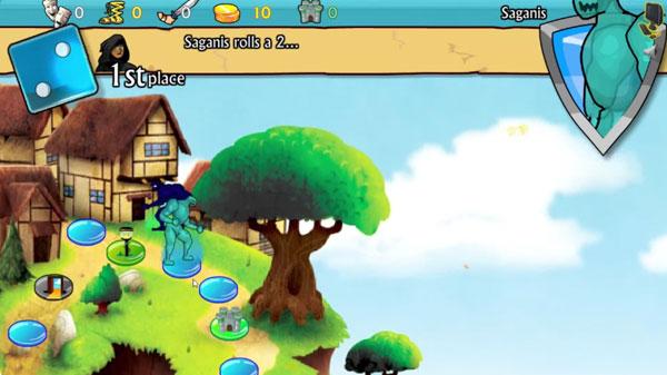 Swords and Sandals 4 Screenshot