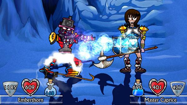 Swords and Sandals 5 Screenshot